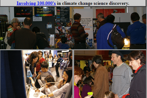 GCAS: CLIMATE SCIENCE FOR 200,000 HUMANS