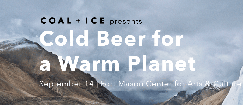 COLD BEER FOR A WARM PLANET