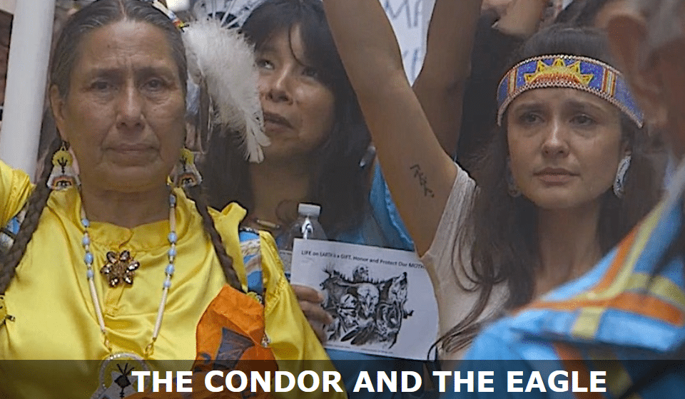 THE CONDOR AND THE EAGLE