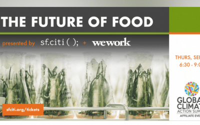 THE FUTURE OF FOOD: TECH'S MENU FOR SUSTAINABILITY