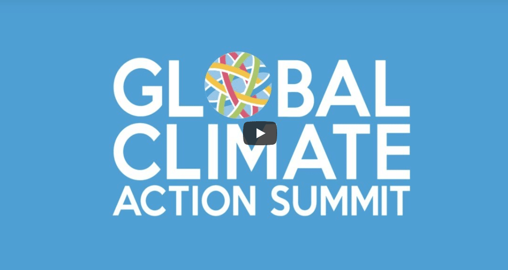 Global Climate Action Summit Live
