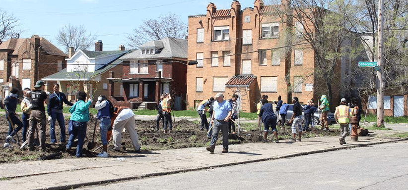PLANTING HOPE: URBAN FORESTS FOR CLIMATE SOLUTIONS