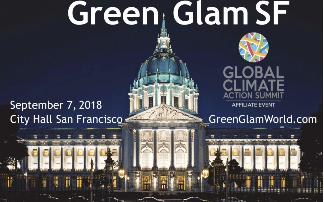 GREEN GLAM SF AT CITY HALL