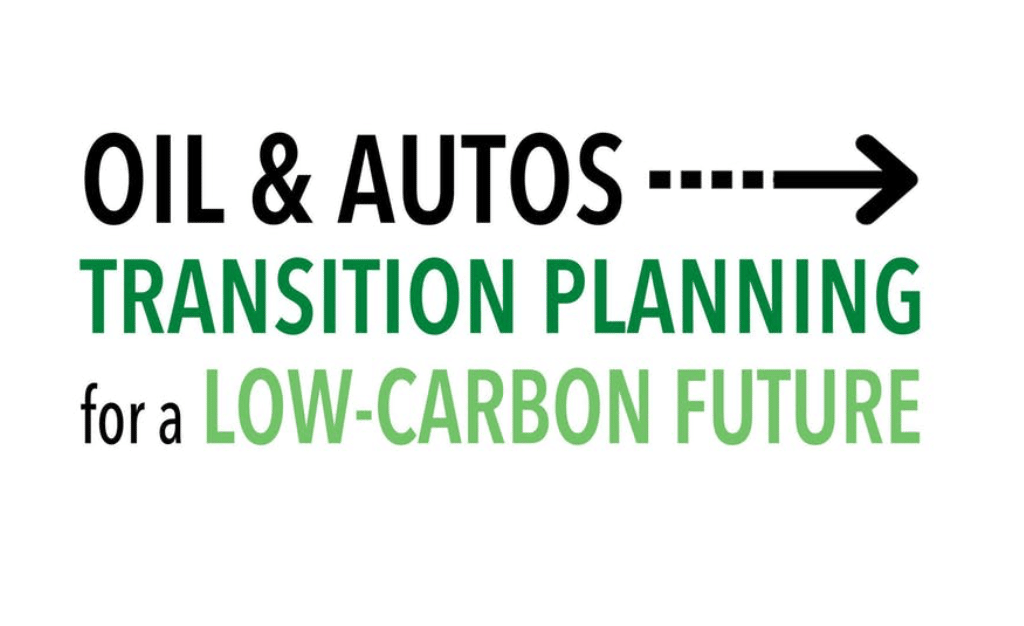 TRANSITION PLANNING FOR A LOW-CARBON FUTURE EVENT