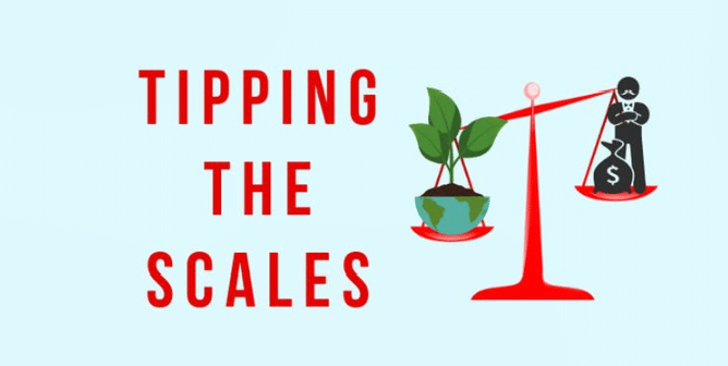 TIPPING THE SCALES FOR CLIMATE, JOBS AND JUSTICE: DIVESTMENT AND PUBLIC BANKING
