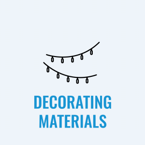Decorating Materials