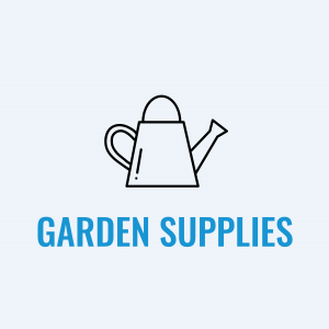 Garden Supplies, Tools and Items
