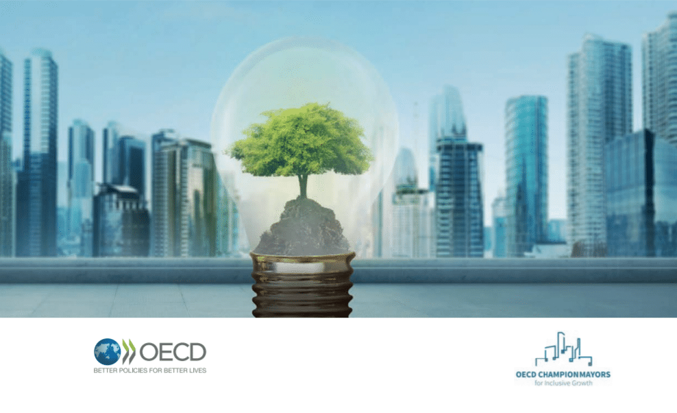 OECD MEDIA NOTE- EMPOWERING CITIES AND REGIONS FOR LOW-CARBON AND INCLUSIVE GROWTH